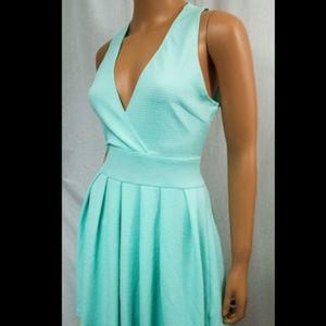 New Soft aqua dress  AX Paris Size 8 US
